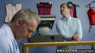 Brazzers – Real Wife Stories – If The Bra Fits Fuck It scene starring Carmen Valentina and Jessy Jon