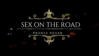Desi Wife Pranya Screaming and Abusing Loud on open road while fucking by Couple Friend Hubby – Bad Video/Hindi Audio/Desi Gaali
