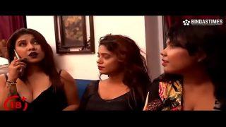 Dirty talking Indian girls fucking a guy Hindi web series xxx