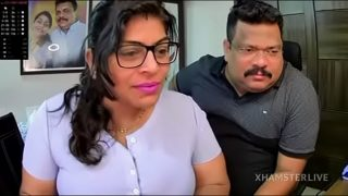 Freaky Indian Couple with Bbw Wife